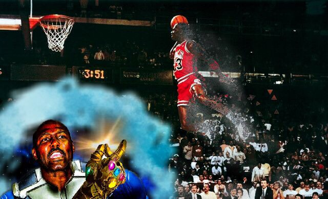 What If: Michael Jordan Never Existed?